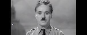 Post C Chaplin Dictator