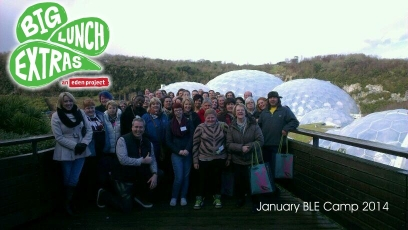 January 2014 BigLunchExtras Camp Attendees